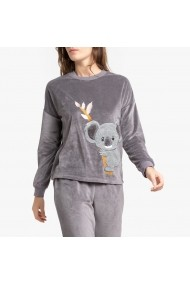 Pijama La Redoute Collections GGG217 gri