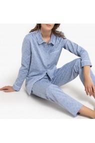 Pijama La Redoute Collections GGH530 albastru