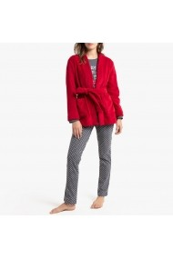 Pijama La Redoute Collections GGH697 rosu