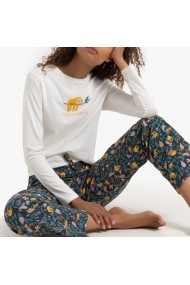 Pijama La Redoute Collections GGH774 multicolor