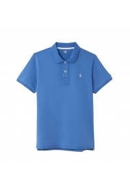 Tricou Polo La Redoute Collections GFJ349 albastru LRD-GFJ349-1483