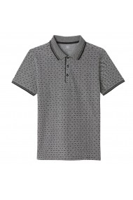 Tricou Polo La Redoute Collections GFR006 gri