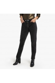 Jeansi La Redoute Collections GGQ565 negru