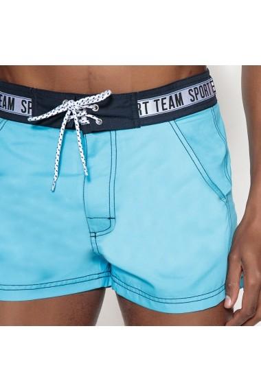 Bermude de plaja La Redoute Collections GEK509 albastru