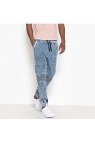 Pantaloni sport La Redoute Collections GEP063 albastru