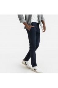 Pantaloni La Redoute Collections GFM725 bleumarin
