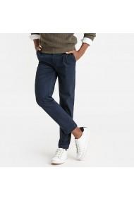 Pantaloni La Redoute Collections GFW834 bleumarin