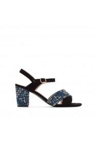 La Redoute Collections LRD-GEH942-black-blue Черен