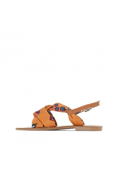 Sandale plate La Redoute Collections GEM271-multi-coloured Multicolor