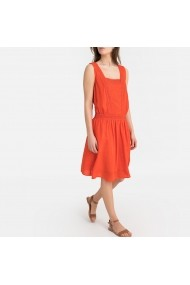 Rochie La Redoute Collections GFZ563 portocaliu - els