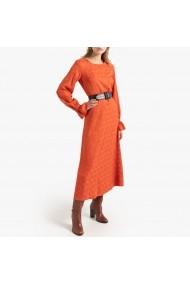 Rochie La Redoute Collections GGR561 portocaliu