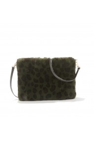 Geanta plic La Redoute Collections GGV370 animal print