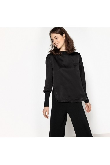 Bluza La Redoute Collections GEF212-black Negru