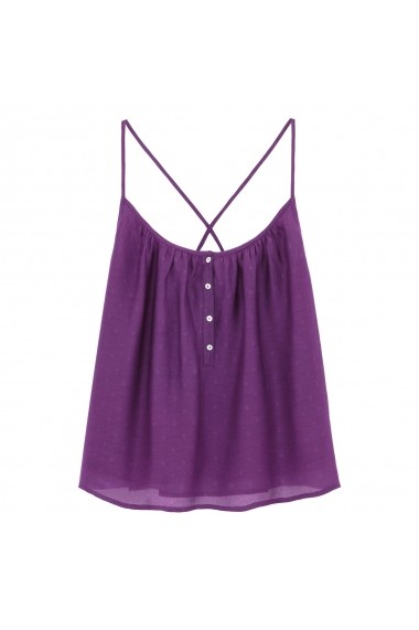 Maiou La Redoute Collections GGD080 violet