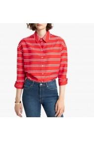 Блуза La Redoute Collections GGO997-8469 червено