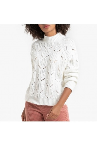 Pulover La Redoute Collections GGQ679 crem