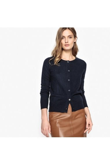 Cardigan La Redoute Collections GDH146 bleumarin