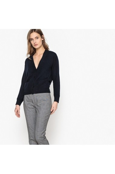 Cardigan La Redoute Collections GDH147 bleumarin