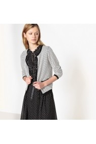 Cardigan La Redoute Collections GEI220 alb