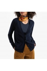 Cardigan La Redoute Collections GGK279 bleumarin