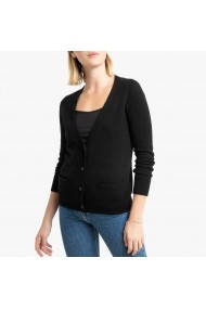 Cardigan La Redoute Collections GGK279 negru