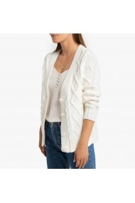 Cardigan La Redoute Collections GGQ646 crem