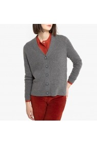 Cardigan La Redoute Collections GGR072 gri