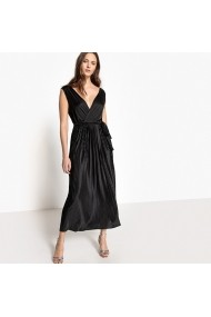 Rochie lunga La Redoute Collections GEY254 neagra