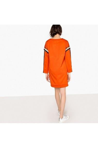 Rochie La Redoute Collections GFC291 portocalie