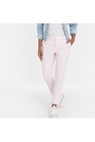 Pantaloni La Redoute Collections GFR821 roz