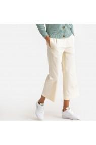 Pantaloni La Redoute Collections GGD383 ecru