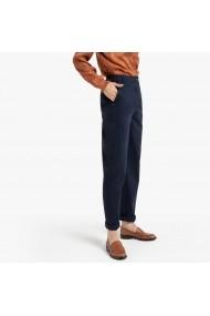 Pantaloni La Redoute Collections GGO271 bleumarin