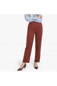 Pantaloni La Redoute Collections GGO271 maro