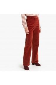 Pantaloni La Redoute Collections GGP618 caramiziu