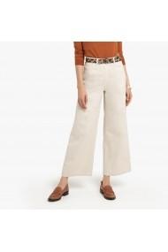 Pantaloni La Redoute Collections GGP773 alb - els