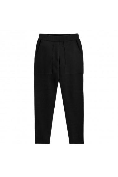 Pantaloni La Redoute Collections GGR828 negru