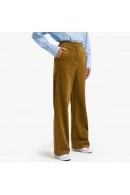 Pantaloni La Redoute Collections GGR925 kaki - els