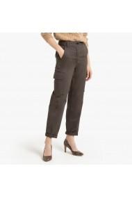 Pantaloni La Redoute Collections GGR940 verde
