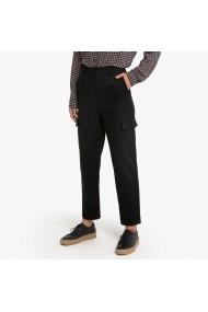 Pantaloni La Redoute Collections GHD936 negru
