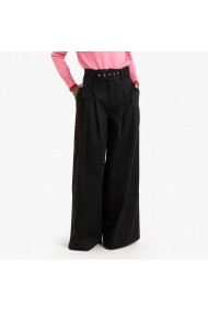Pantaloni La Redoute Collections GHD975 negru