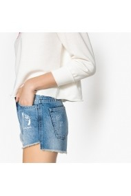 Pantaloni scurti La Redoute Collections GEY322 albastru