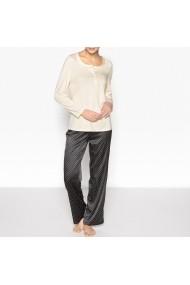 Pijama La Redoute Collections GDW629 negru