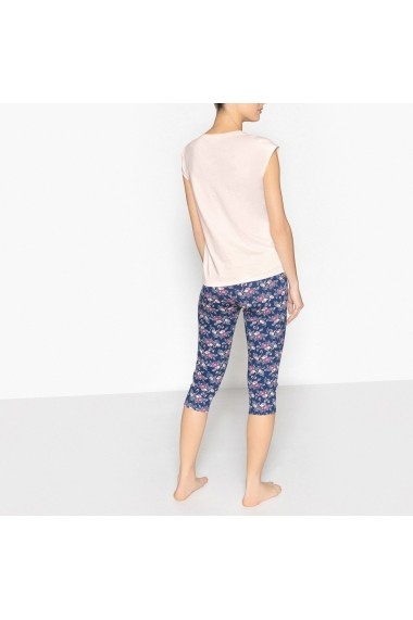 Pijama La Redoute Collections GDZ307-pink-blue Roz - els