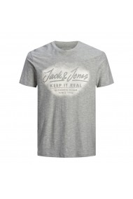 Tricou JACK & JONES GGZ910 gri