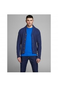 Cardigan JACK & JONES GGW648 bleumarin
