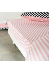 Cearsaf SELENE & GAIA GBP734 160x200 cm roz