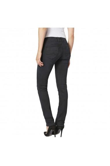 Jeansi slim Pepe Jeans GBY133 negru