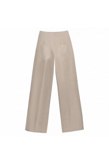 Pantaloni KENTA MATSUSHIGE x LA REDOUTE GFU108 bej