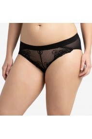 Slip LA REDOUTE COLLECTIONS PLUS GGE806 negru