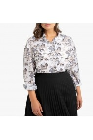 Camasa LA REDOUTE COLLECTIONS PLUS GGR894 print